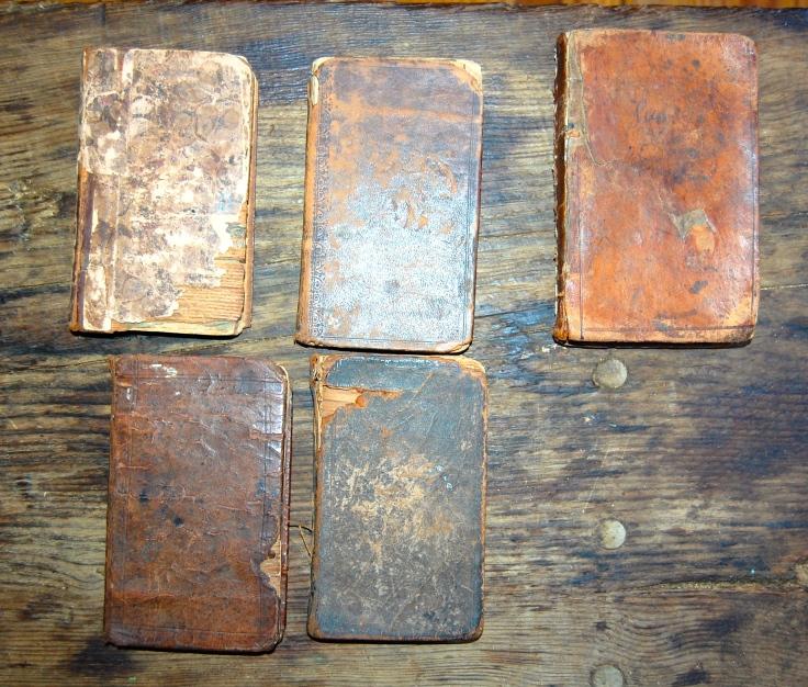Bindings made in the British colonies of America.