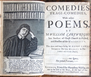 117F Cartwright Poems 1651