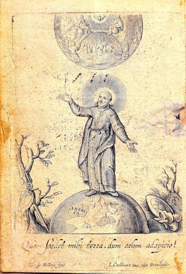 339G Typus Mundi Collegium Antverpiense