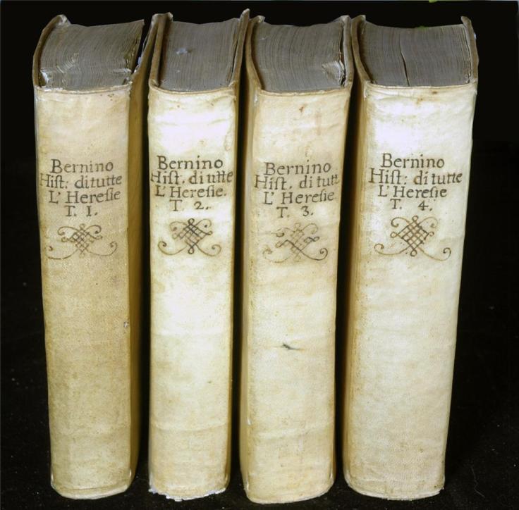 341G  Bernini, Historia di tutte L'heresie