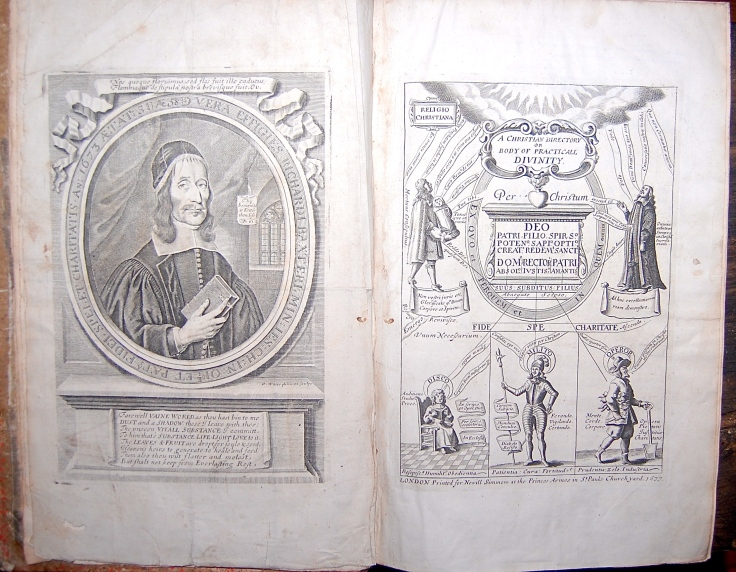 539D A Christian Directory:1678