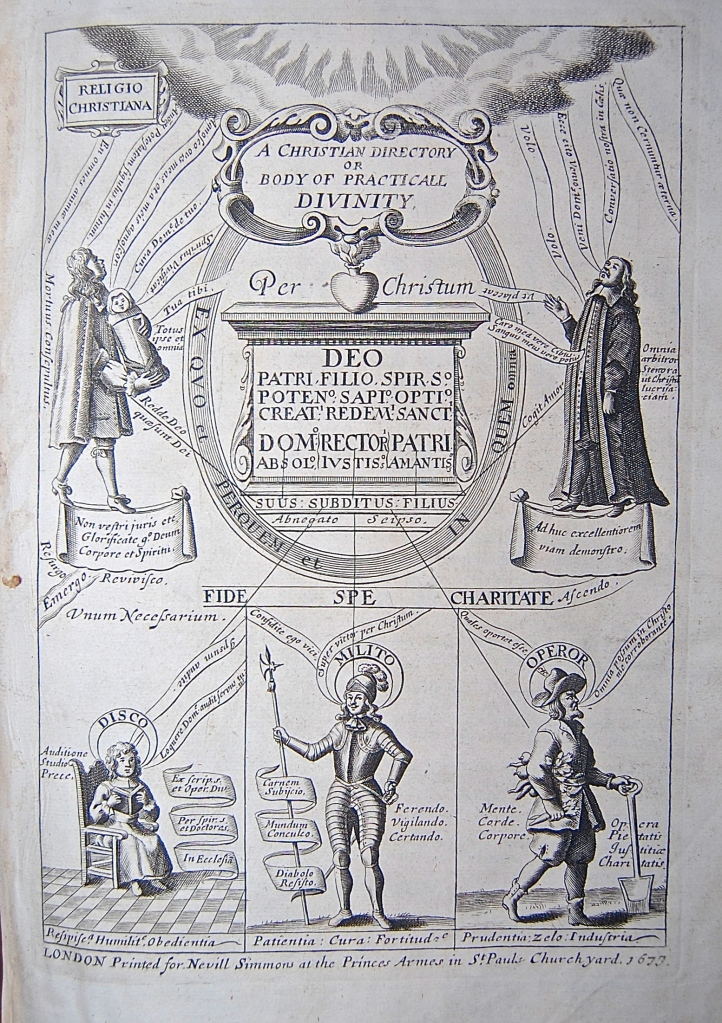 A Christian directory or body of practicall divinity. ... 1677.