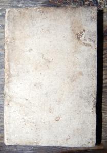 Index Librorum Prohibitorum  ca. 1699 binding  344G