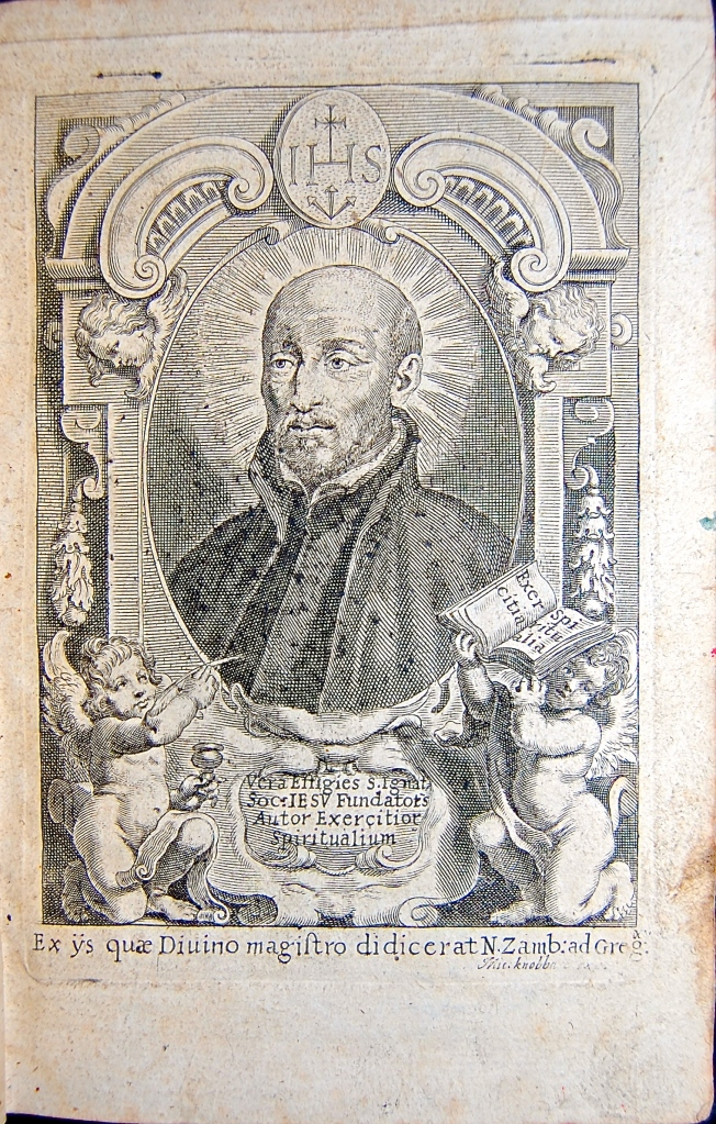 Saint Ignatius of Loyola (1491-1556)