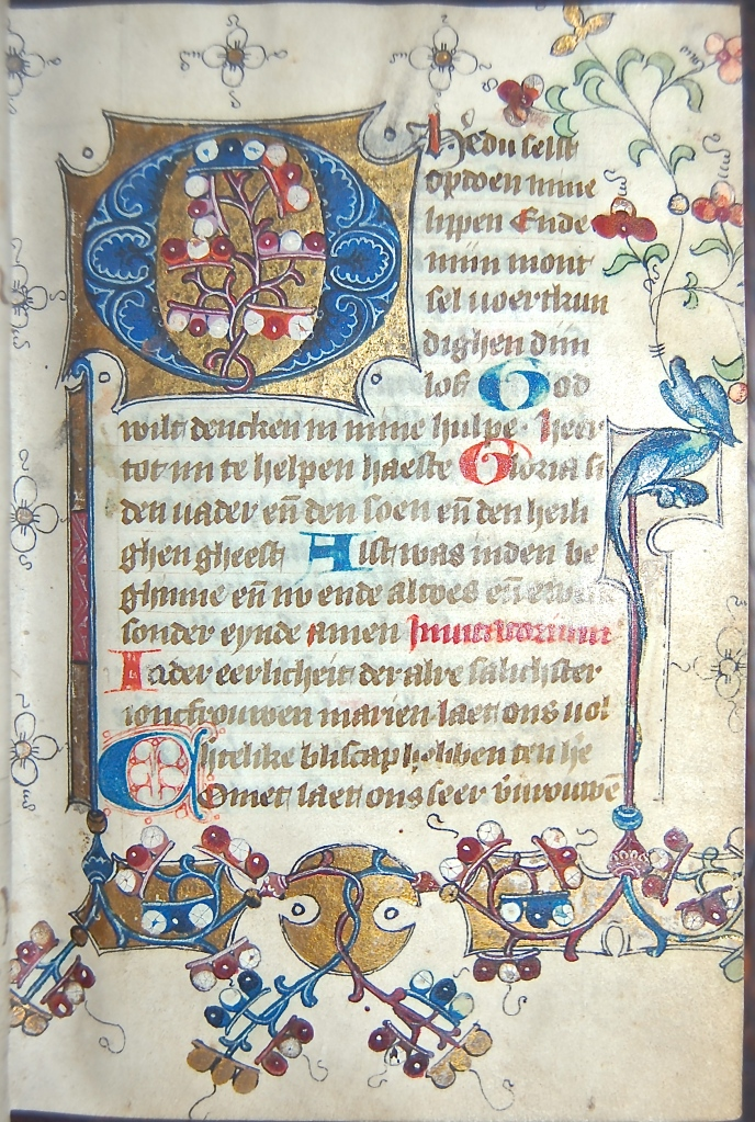 155G Dutch Book of Hours