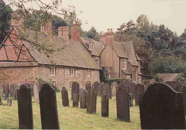 Churchyard, Ashby Folville (via woodforde.co.uk)