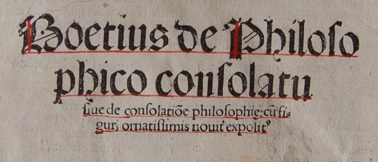 Boethius 1501