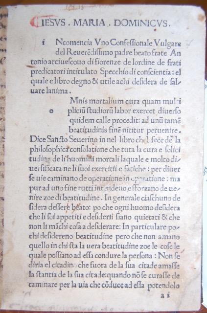 775GAntoninus Florentinus
