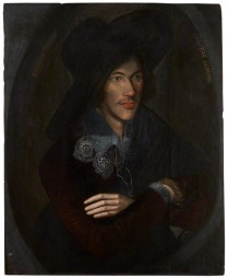 NPG 6790; John Donne by Unknown English artist