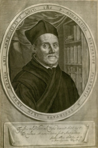 Portrait of Athanasius Kircher