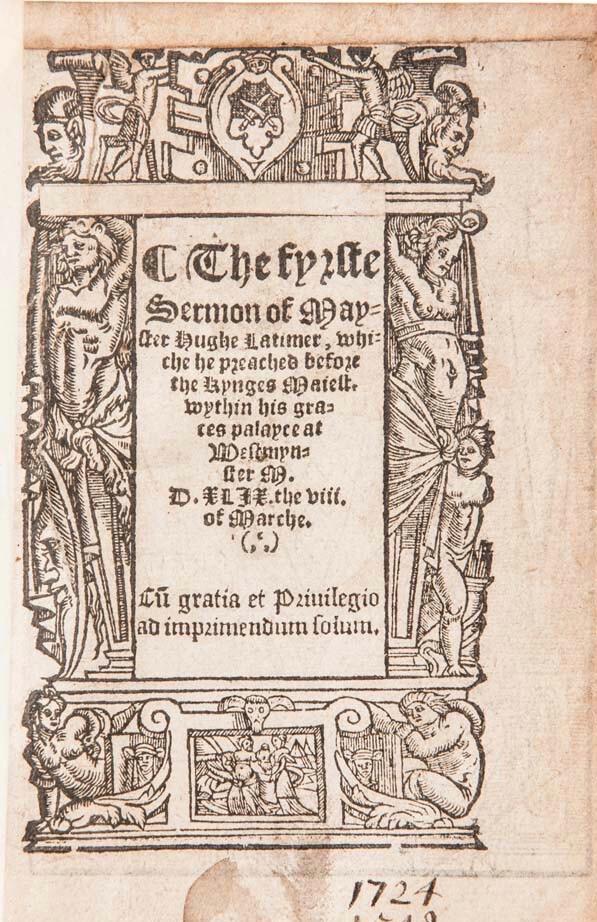 latimer-hugh-1485-1555-the-fyrste-sermon-of-mayster-hughe-latimer-bound-with-the-seconde-sermon-of-maister-hugh-latimer 2